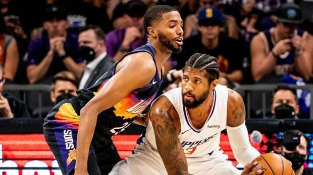 «Клипперс» обыграли «Финикс» и сократили отставание в серии плей-офф НБА