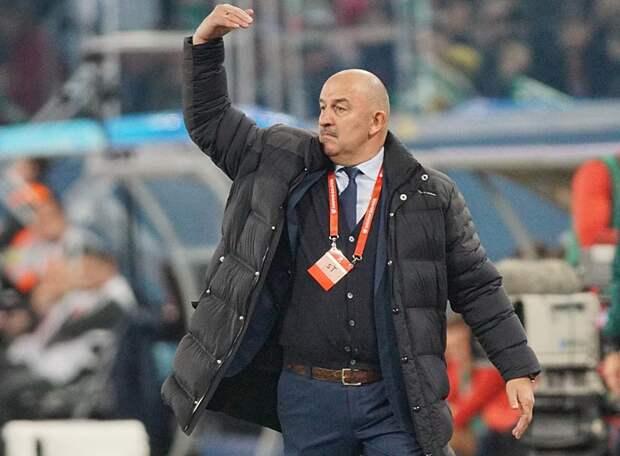 Черчесов - о сборной на Евро-2020: Сыграли как и планировали