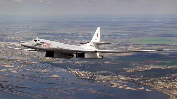Sohu: НАТО потерпела эпичное фиаско при попытке перехвата Ту-160 над Балтикой