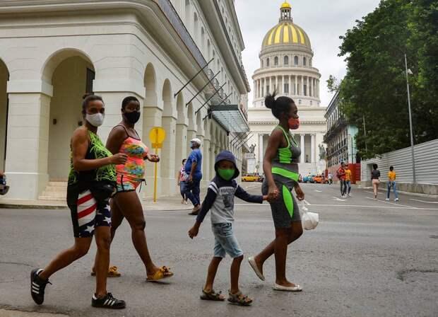 WP: ситуация вокруг Кубы имеет второстепенное значение для администрации Байдена