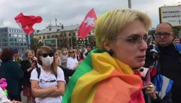 Последний резерв беломайдана: лесбиянки во главе с дочерью Ефремова