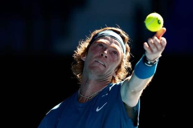 Рублев вышел в финал турнира АТР в Монте-Карло