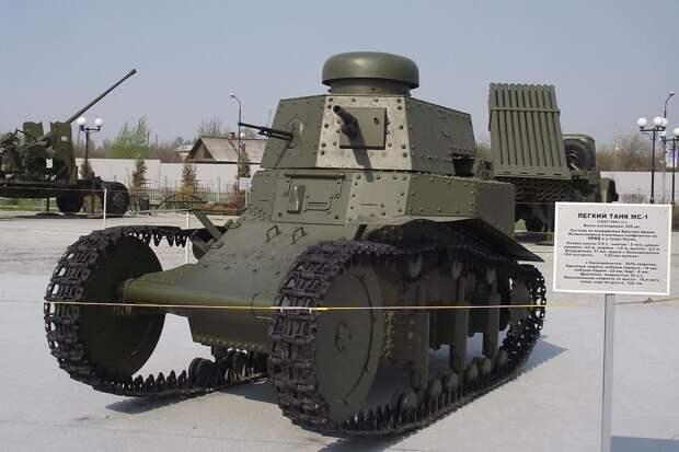 Конфликт на КВЖД: как первые советские танки проходили боевое крещение