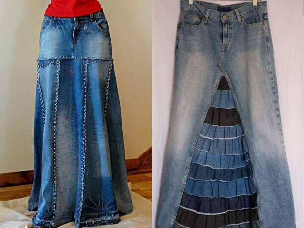 как пошить юбку