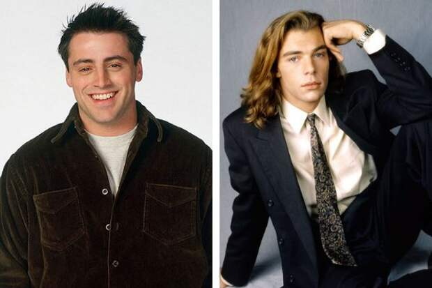 Красивые парни из сериалов 1990-2000-х: что с ними сейчас?
