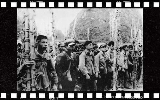 Китайские солдаты. Фото: © Wikipedia.org