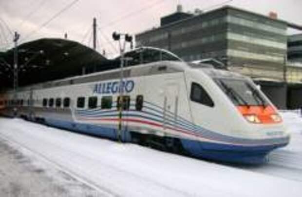 Финляндия и Россия отменяют поезда