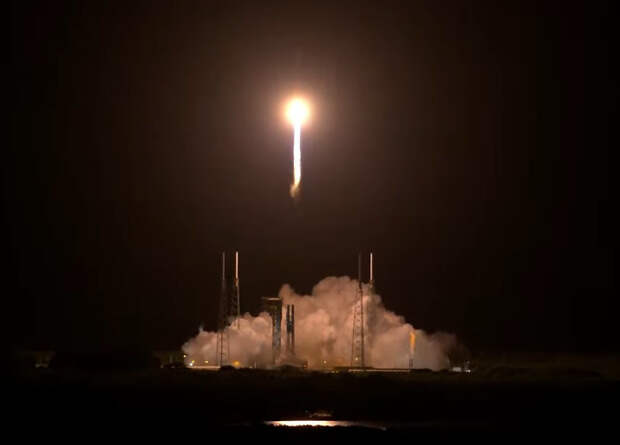 NASA запустило в космос аппарат для изучения троянских астероидов Юпитера