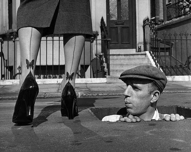 1950-е годы, США