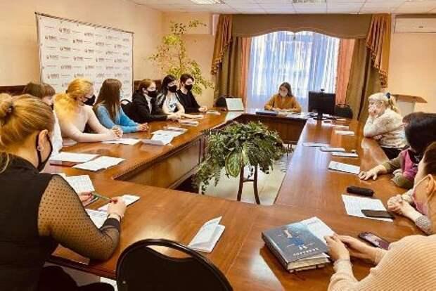 Студенты Тамбовского филиала РАНХиГС приняли участие в круглом столе