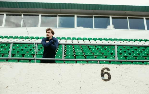 «Стрельцов»: Сборная спортивного кино – теперь с Александром Петровым