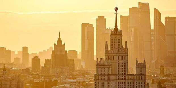 Москва стала кандидатом на проведение Всемирной универсальной выставки 2030 года