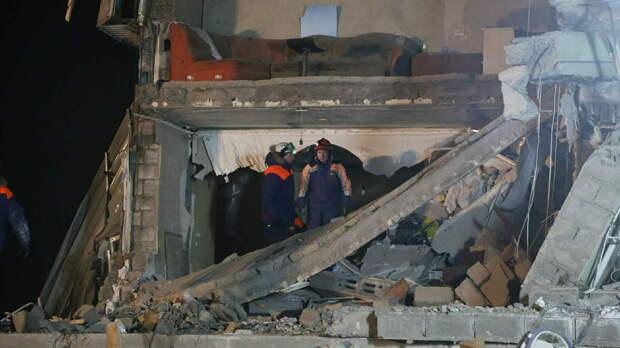 Тело ребенка нашли под завалами дома в Нижегородской области