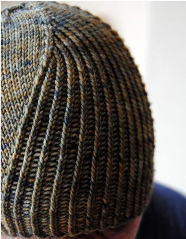 вязание унисекс шапки бини