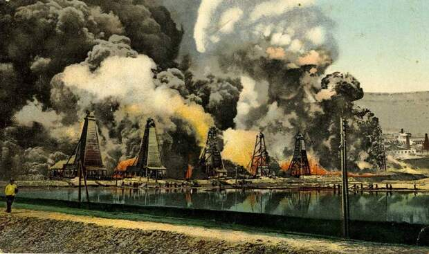 Когда и как Россия стала нефтяной империей
