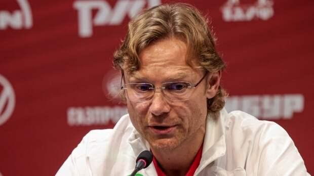 Карпин прокомментировал отказ Дзюбы выступать за сборную России