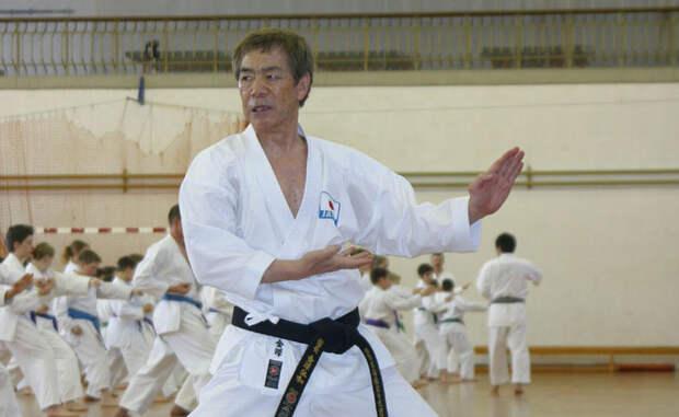 Мастера боевых искусств обладают необъяснимой силой
