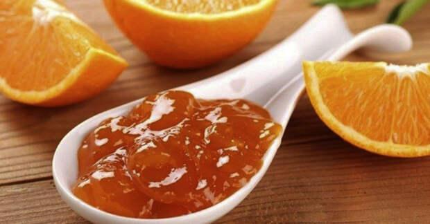 Варенье из цитрусовых с низким содержанием сахара