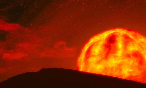 WR102: самая горячая звезда в видимой Вселенной