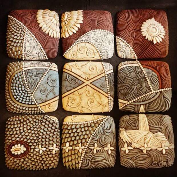 керамика художник Chris Gryder - 09