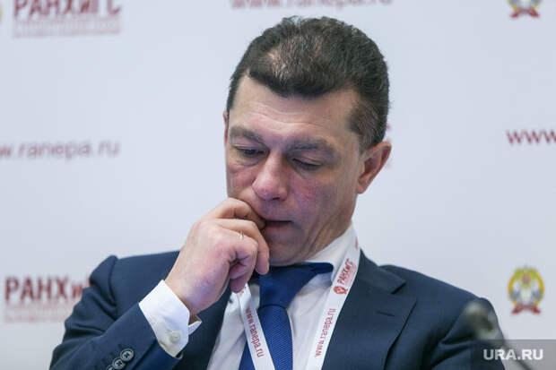VIII Гайдаровский форум, день первый. Москва, топилин максим