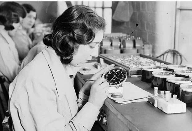 Радиевые девушки: фабричные работницы, отравленные радиацией