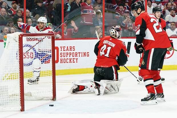 Русские не спасают худший клуб Канады. В Оттаве мечтали о прорыве, но осели на дне таблицы НХЛ