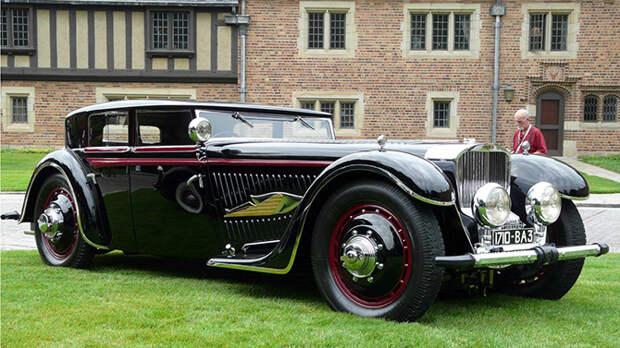 10 самых больших легковых автомобилей