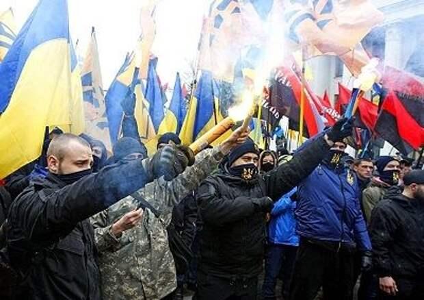 Радикалы захватили и разрушили завод на Херсонщине