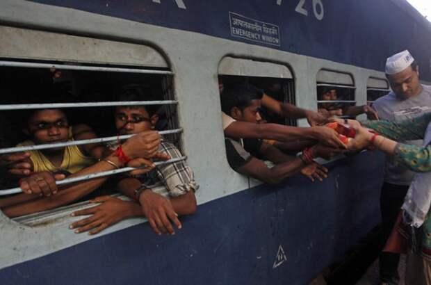 В Индии готовиться депортация