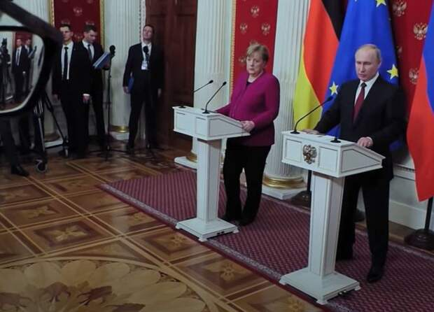 В ФРГ комментируют поздравление от Путина с 30-летием объединения Германии и предложение диалога