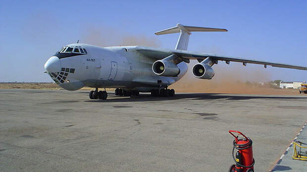 Ил-476 дорос до испытаний