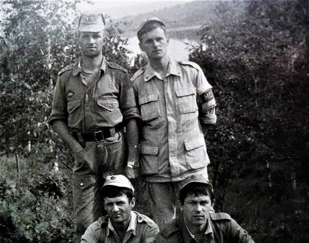 Вторая чеченская война. Бой на высоте 382,1