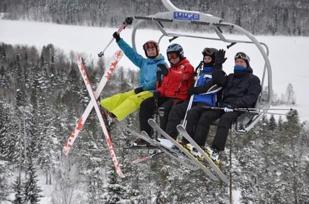 13 самых бюджетных горнолыжных курортов России