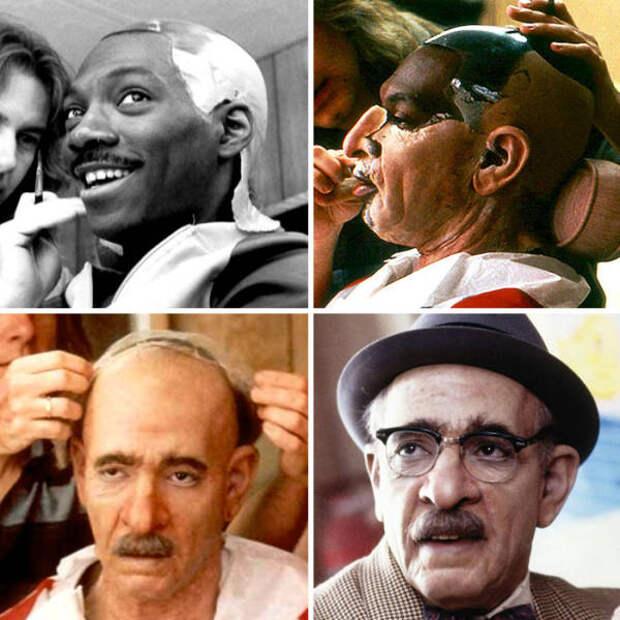30 фотографий, которые наглядно демонстрируют чудеса голливудского макижа
