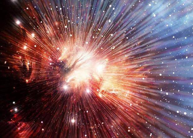Большого взрыва не было, утверждают ученые Ливерпульского университета