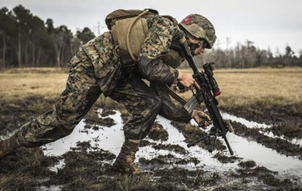 Тяжело в учениях: Пентагон обломал рогатину о русского медведя