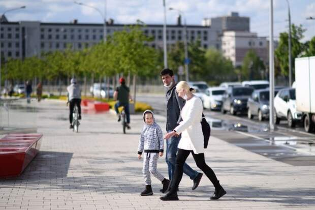 Жителям Татарстана разрешили ходить по улице без масок
