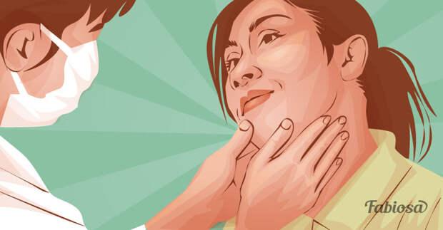 Рак щитовидной железы: какие симптомы должны насторожить?