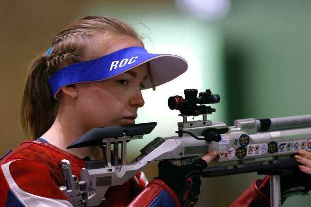Спортсменка из Удмуртии Юлия Каримова заняла 3 место в стрельбе из винтовки с трёх положений