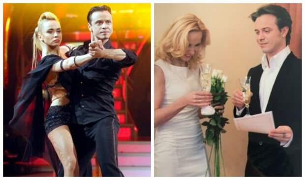 Лилия Ребрик и Андрей Дикий сначала на Танцах со звездами, потом на собственной свадьбе