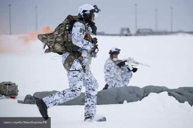 Перенджиев рассказал, как операция крылатой пехоты РФ в Арктике удивила НАТО