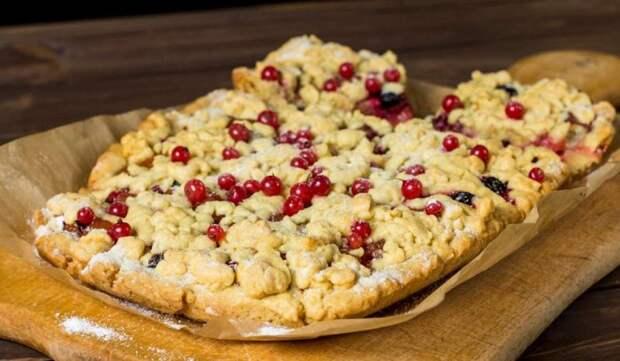 Пироги со смородиной: 10 рецептов