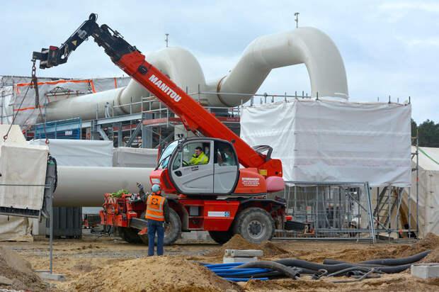 """""""Северный поток - 2"""" собираются перевести на водород. Чем закончится газовая война"""
