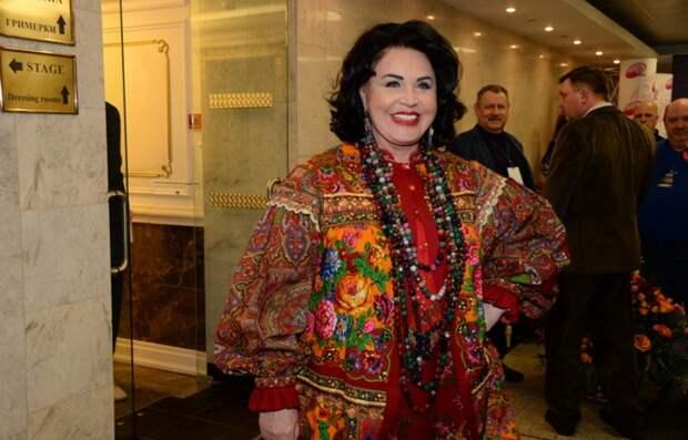 СМИ: Надежда Бабкина введена в искусственную кому