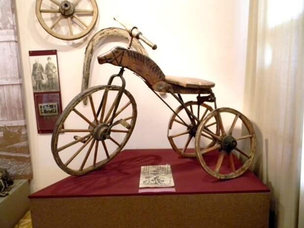 История велосипедов в России