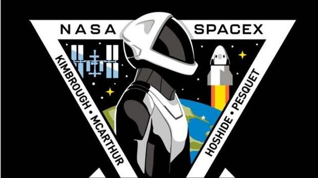 эмблема Crew-2