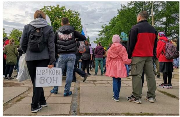 Крестоповал для выборов: оппозиция хочет разыграть екатеринбургский сценарий в Питере