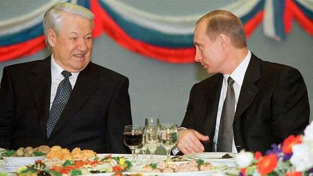 Платошкин сравнил Ельцина с Путиным и сделал вывод не в пользу последнего