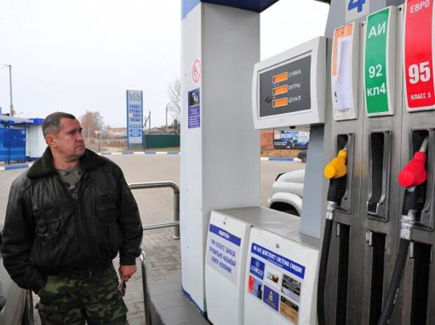 Минэнерго: цены на бензин в 2015 г. вырастут на 10%